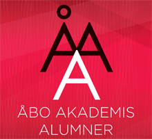 Åbo Akademis Alumner - logo
