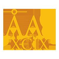 ÅAS XCIX Årsfest Logotyp